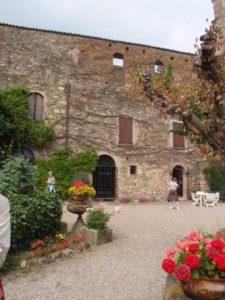 Palace at Castelerano