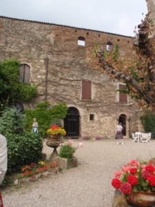 Palace at Castelerano