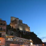 Along Lerici at night