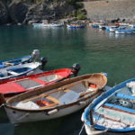 Lounging Boats in Monterosso