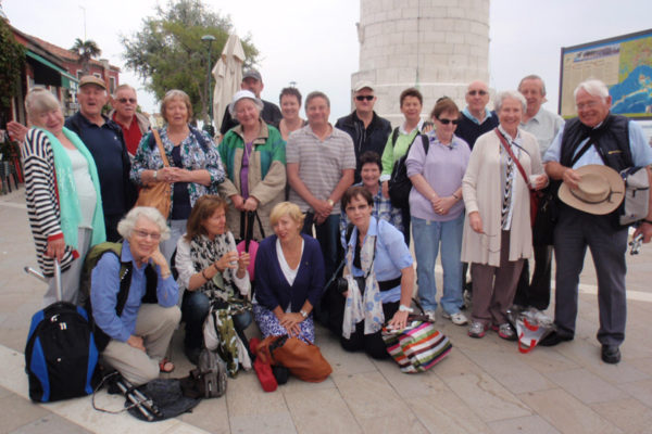 2014 October Tour – Venice & Bay of Poets feature image.
