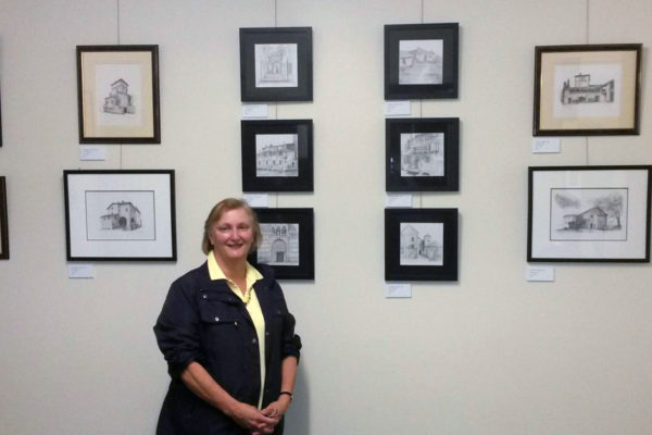 Janette IMMERSED in new exhibition feature image.