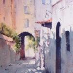 Alleyway Spoletto